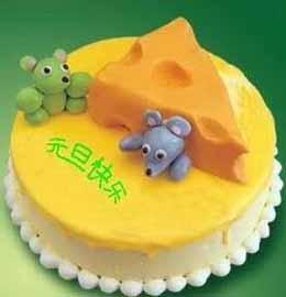 蛋糕二十五
