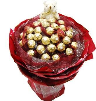 巧克力花束33
