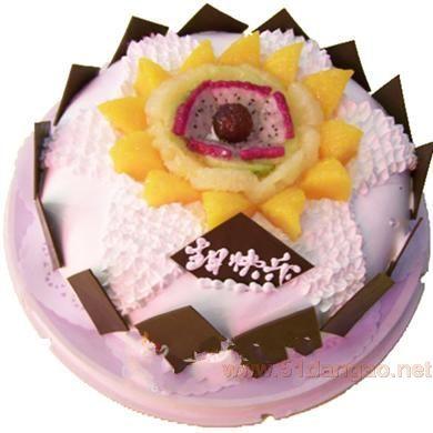 水果蛋糕01