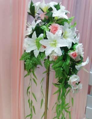 婚庆鲜花5