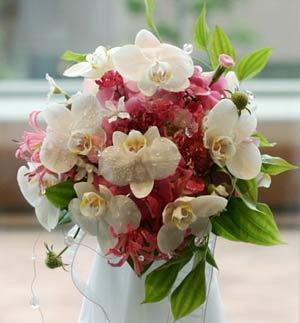 婚庆鲜花7