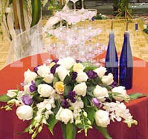婚庆鲜花10