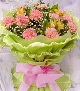 献给长辈的花