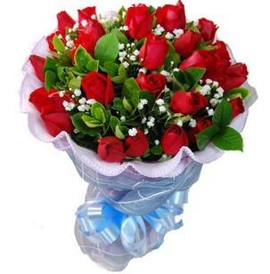 21朵玫瑰寓意玫瑰速递