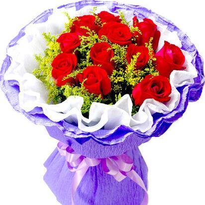 11枝红玫瑰/一生依恋
