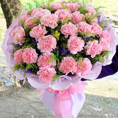 妈妈我爱你-粉色包装