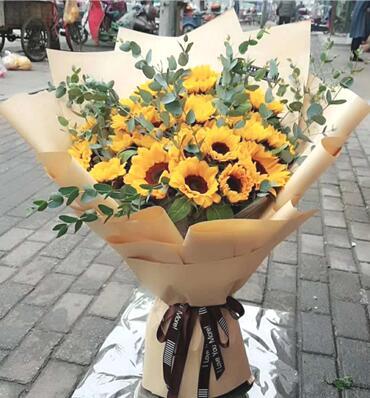 毕业的鲜花